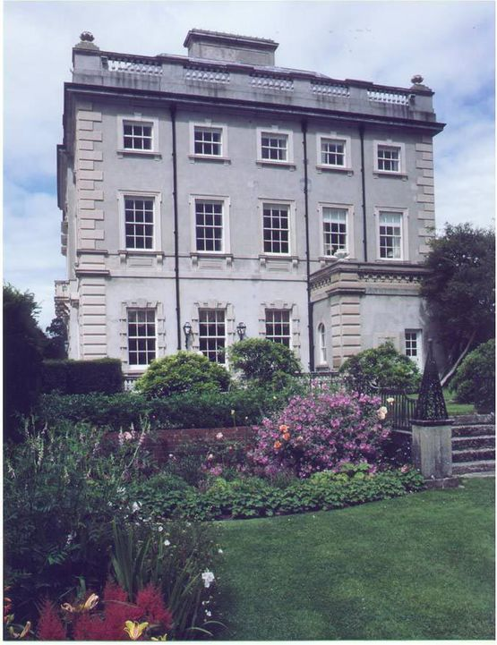 Abbeyleix House